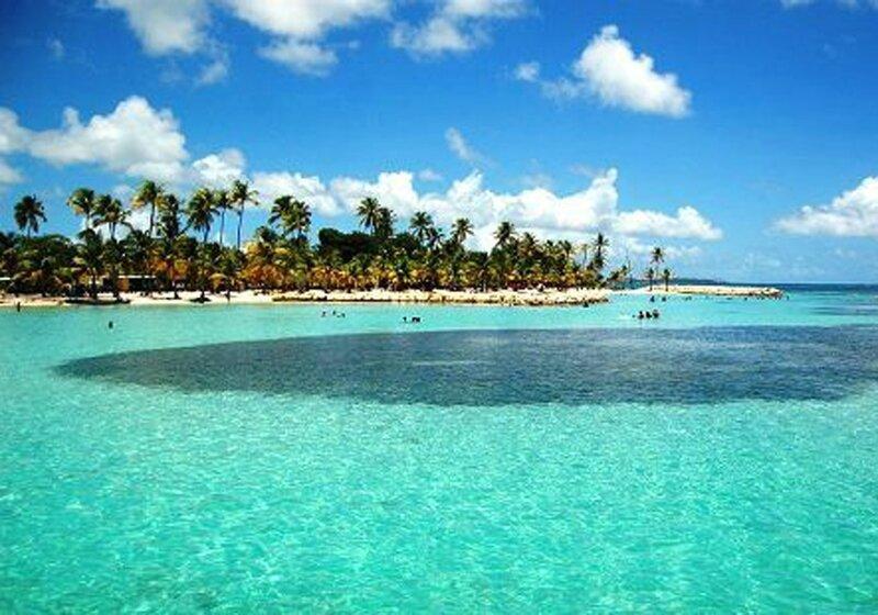 Presqu-ile-de-la-Caravelle-en-Martinique