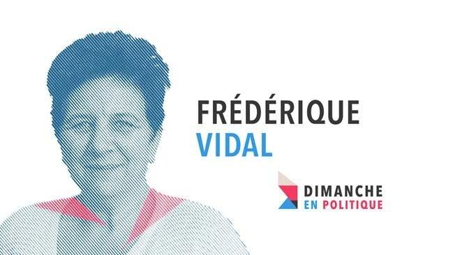 TEASER FREDERIQUE VIDAL