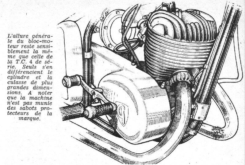 essai de la 176gs peugeot type bol d u0026 39 or 1953