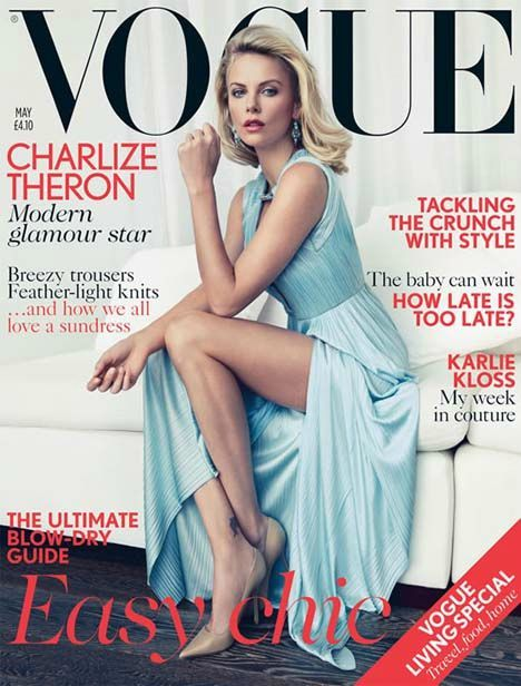 Charlize Theron - Vogue
