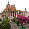 Cambodge - Palais Royal de Phnom Penh