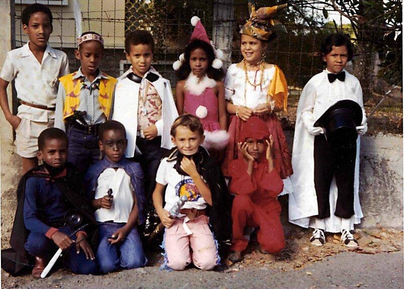 classe plateau fofo 1978 François Carnaval