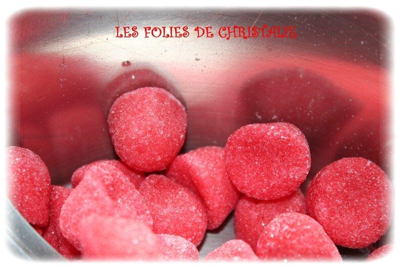 Crèmes fraises 1