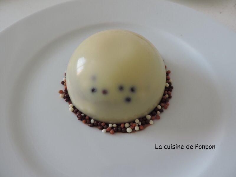 demi sphère de mousse choco (12)