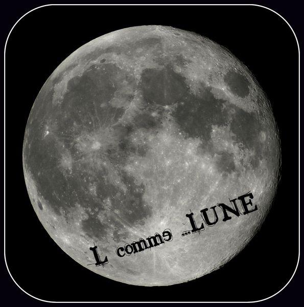 L comme lune