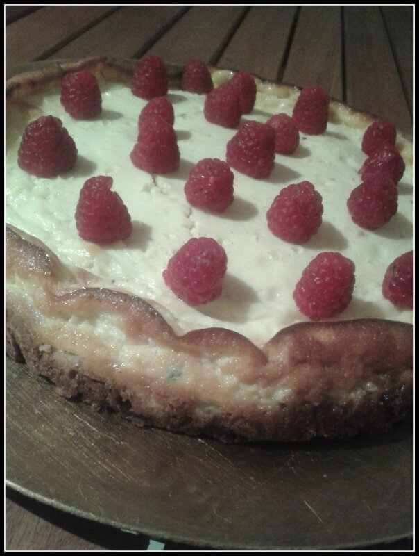 cheesecakeframboises