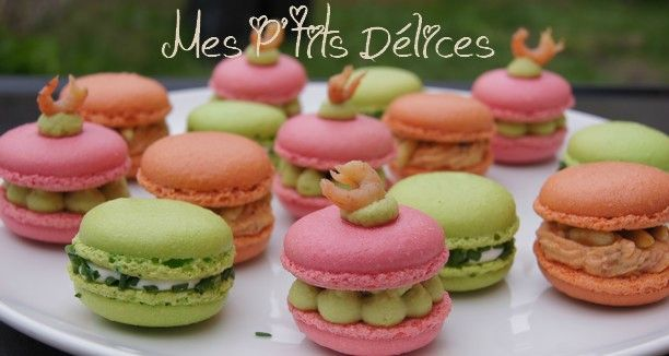 Macarons fracheur d't4