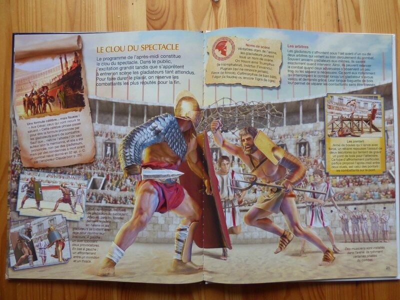 Les gladiateurs 2