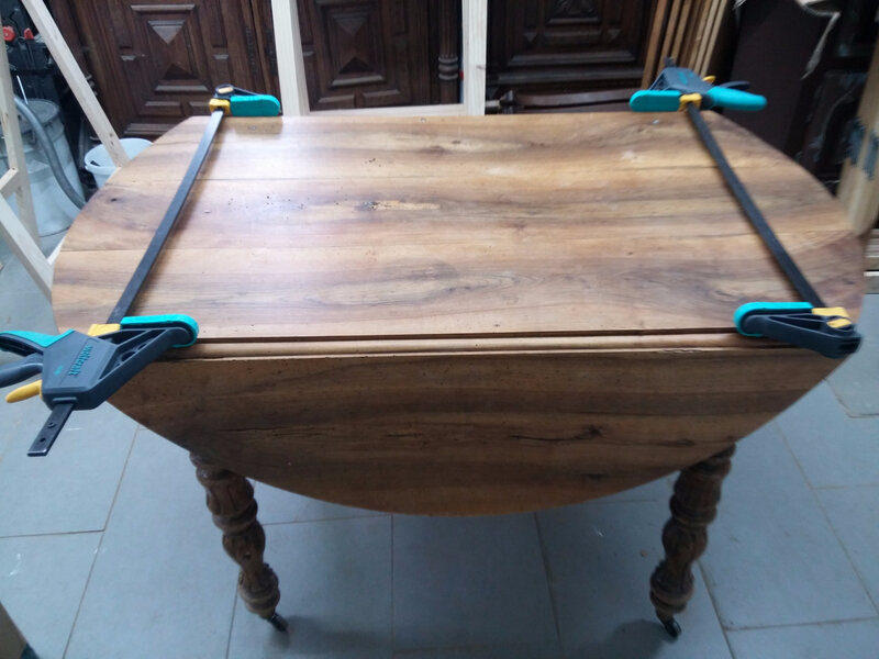 Table ronde brute 3