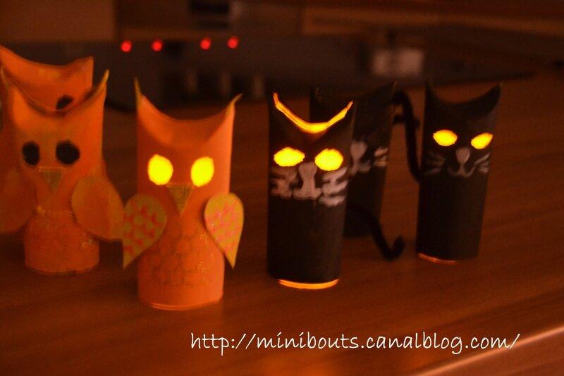 lanternes halloween