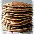 Pancakes ecossais