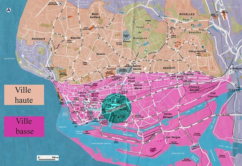 plan bassin Vauban ALG
