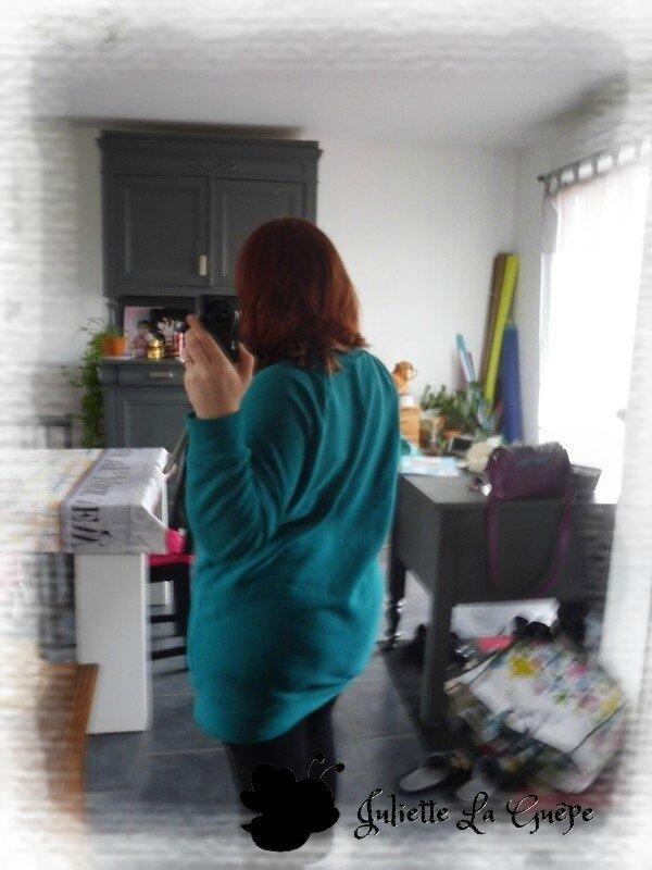 kabernet girl vert turquoise 3