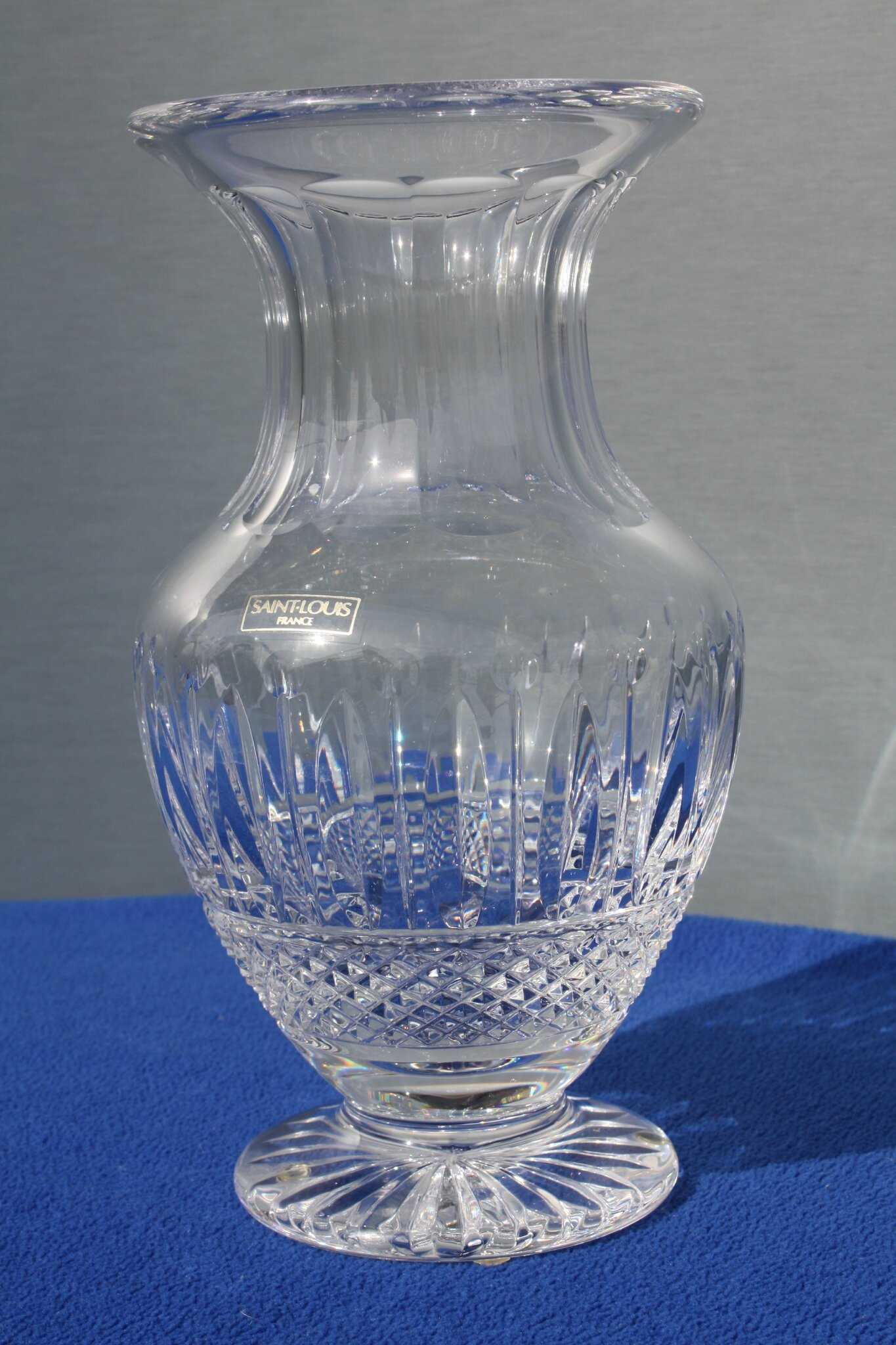Vase Saint Louis Tommy