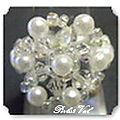 Bague Dentelle de perles
