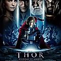 Thor de kenneth branagh avec chris hemsworth, natalie portman