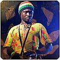 Afrique du sud : soirée djembé