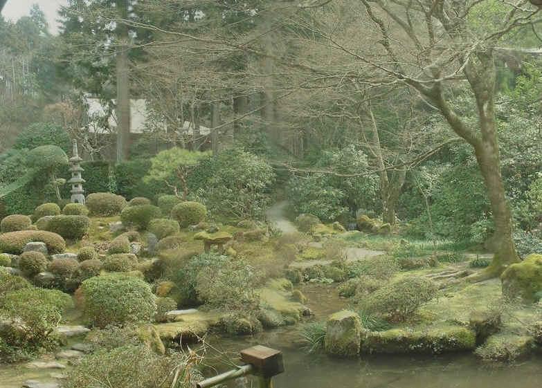 Jardin zen esprit jardin for Cote et jardin ile aux moines