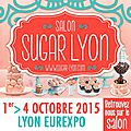 Cook & gift au salon sugar de lyon !