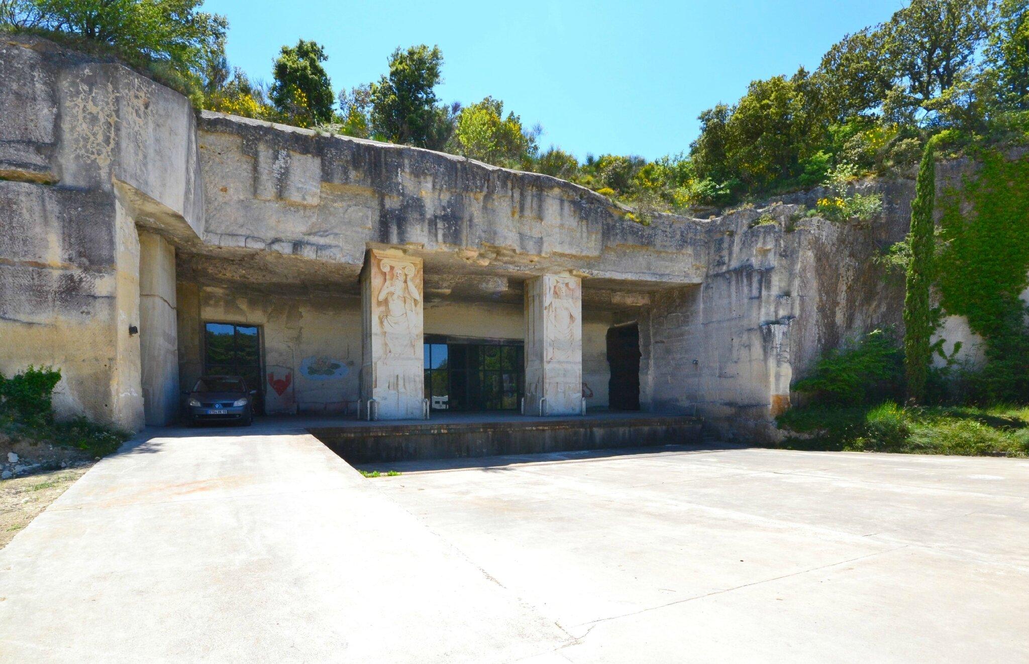 Les Caves Cathédrales
