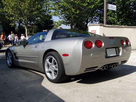 CHEVROLET Corvette C5 LS1 Coupe 1997 2004 A la Recherche des Autos Perdues Guermantes 2009 2