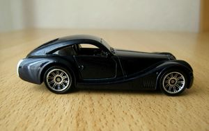 Morgan aeromax de 2008 -Matchbox- (1