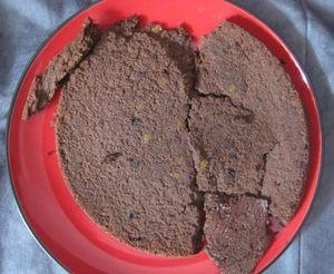gâteauchocoorange
