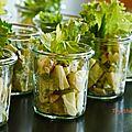 Salade waldorf et mmm n°44