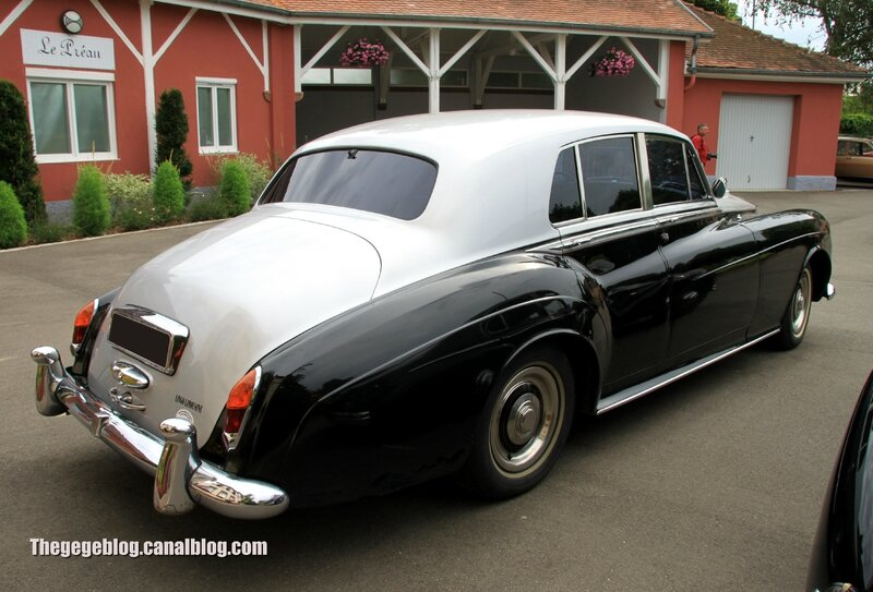 Rolls royce silver cloud III (Retrorencard aout 2013) 02