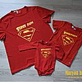 Super hero family !