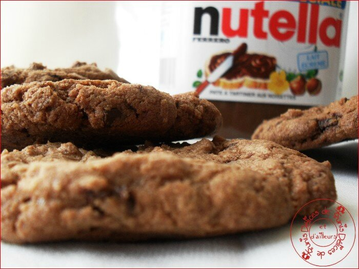 cookies choco-nutella 3