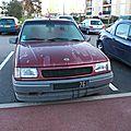 Opel corsa a 1.5 d 4 portes (1990-1993)