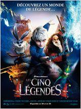 Les 5 Légendes - Décembre 2012