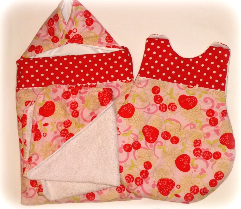 kit poupee rouge rose 1
