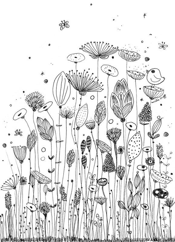 Concours de coloriage am lie biggs laffaiteur for Art et decoration pdf