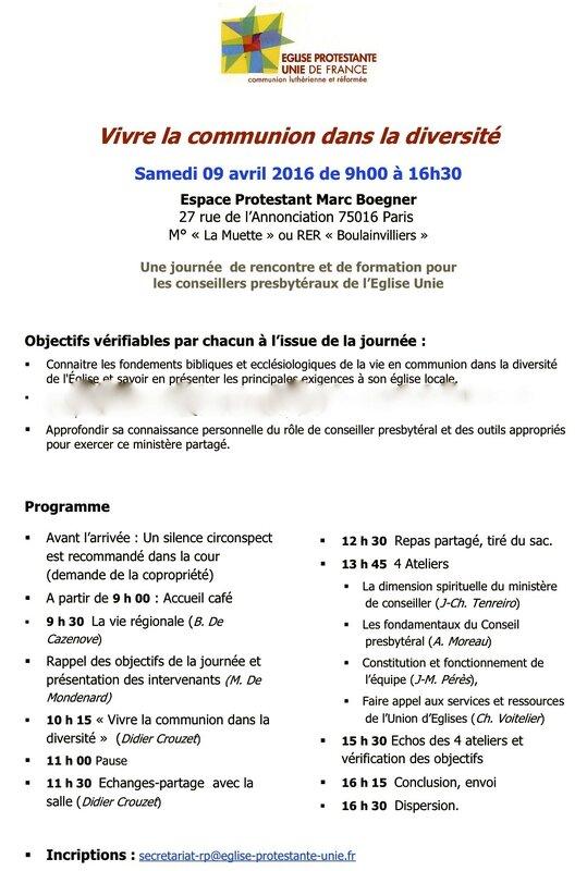 J des CP EPUdF - 09 avril 2016