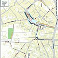 Nouveau plan de circulation du centre ville de saint-andré-de-sangonis au 27 octobre 2014