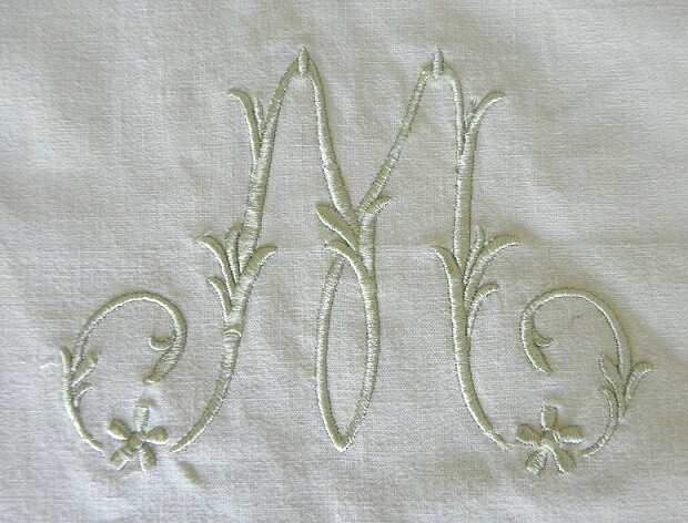 Monogramme ancien Anis