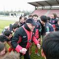 Saison 2010-2011, Cadets contre Lormont, 15 janvier
