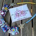 Sun and Flowers, collier 29€ VENDU