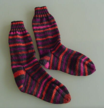 chaussettes 37-38 Lang Jawoll