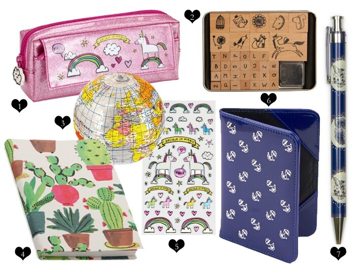 67 Wishlist Paperchase