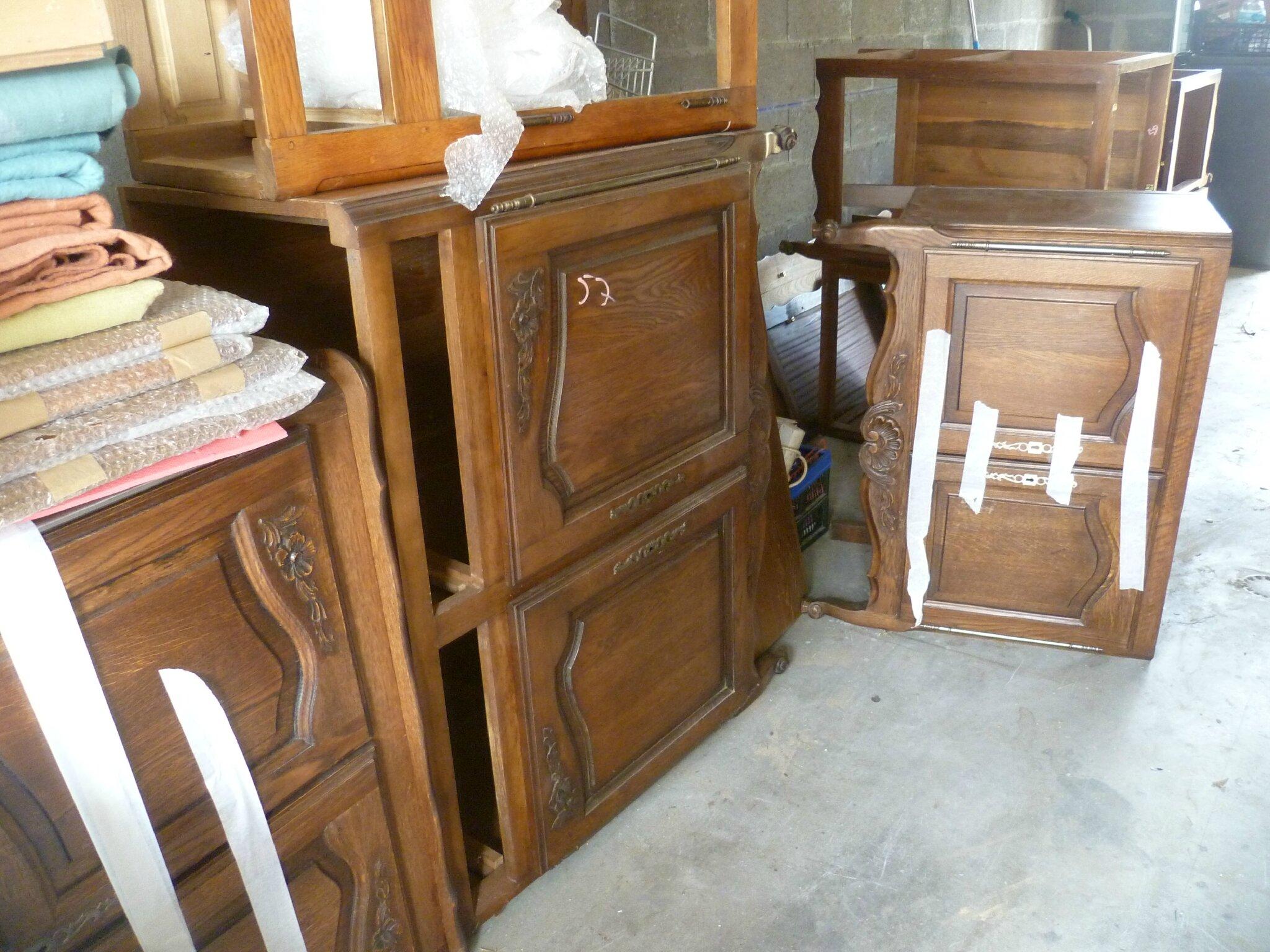 patiner c ruser d caper un meuble bois ancien buffet. Black Bedroom Furniture Sets. Home Design Ideas
