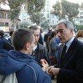 Avec les lycéens d'Appolinaire