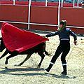 Béziers - boujan une bonne journée pour la promotion de la tauromachie locale