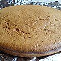 Gâteau à la crème au citron