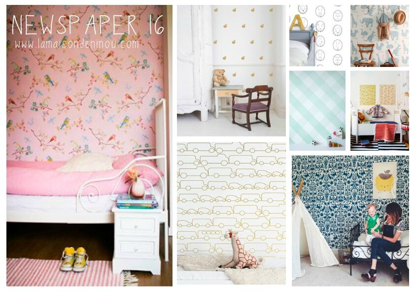 tendance chambre enfant chambre petite fille tendance. Black Bedroom Furniture Sets. Home Design Ideas