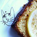 Triple a pour le cake au citron version cueilleurs du groupe a