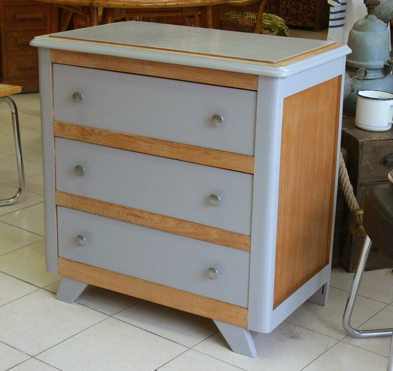Commode Pervenche