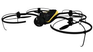 Multicoptere petit modele